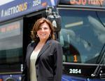 Journal Profile: CapMetro's <strong>Linda</strong> <strong>Watson</strong>