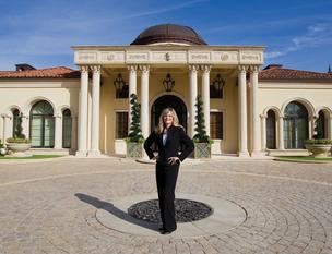 Realtor Amy Mills is marketing this $15 million home that's perched above Lake Travis. Right now, it's the priciest home on MLS. Check out a slideshow of nine other luxury homes on the Austin market.