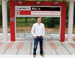Austin train stop lures developers