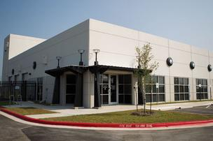 Met Center is a large industrial and office complex just south of Austin-Bergstrom International Airport.