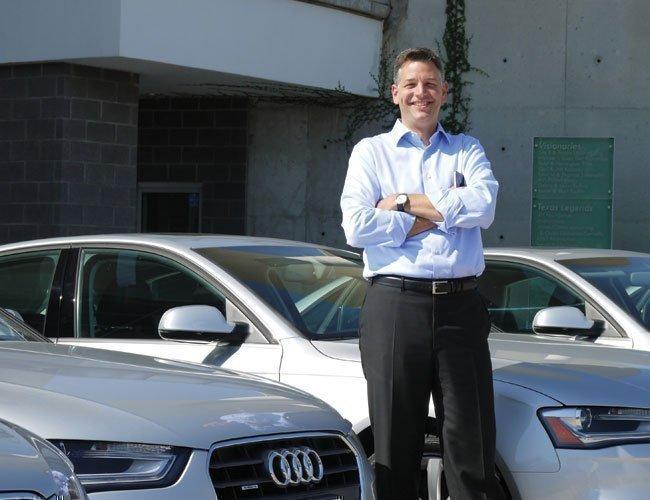 Luke Schneider is CEO of Silvercar Inc.