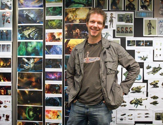 Gary Gattis is CEO of Spacetime Studios Inc.