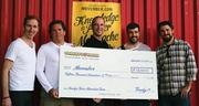 The Torchy's Tacos team raised $15,000 recenty, which will go to programs run by Movember and its men's health partners, Prostate Cancer Foundation and Livestrong.