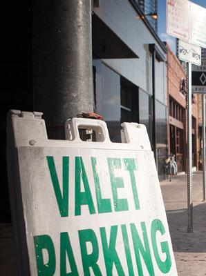 A pair of city council members plan to introduce a bill to regulate valet parking in Baltimore.