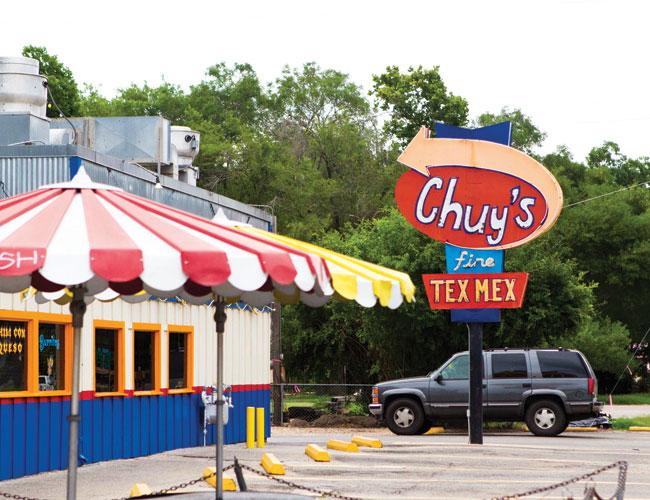 Chuy's Holdings Inc. will issue 4.5 million shares of common stock in a secondary public offering of existing shares.