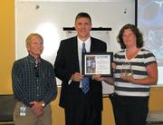 United Way of Williamson County recognized Dell Inc. as volunteer partner of the year. Last year, almost 25 percent of the participants in United Way's Day of Caring and Day of Service events were Dell employees.