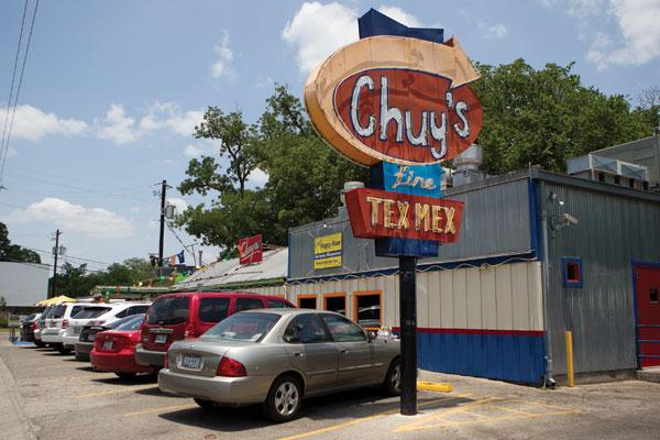 Chuy's got its start on Barton Springs Road. Soon there will be 30 U.S. locations.