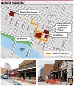 Construction projects, especially those behind schedule, taking toll on frustrated downtown Austin businesses