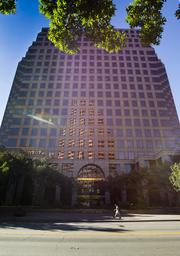 The No. 4 most-valuable building is 100 Congress Ave. at an appraised value of $107 million. The 21-story, 411,536-square-foot building is owned by Metropolitan Life Insurance Co. The high rise was built in 1986 and designed by Hellmuth Obata & Kassabaum architects.