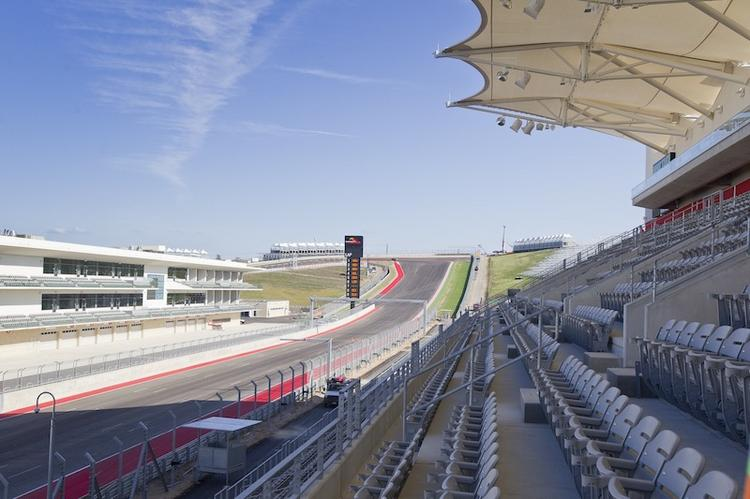 Circuit of The Americas will be open to Grand Prix fans Friday through Sunday.