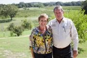 """Flat Creek Estate owners Rick and Madelyn Naber have planted 30 acres of grapes on their 80-acre property. They planted their first six acres in 2000 with the help of volunteers. Vineyard owners speak often to their """"competitors."""" In this growing industry, everyone leans on each other."""