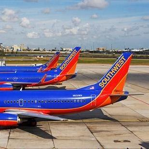 Southwest Airlines will begin service at CLT in April, replacing AirTran's local operations.