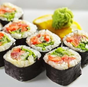 Wasabi Sushi is the newest restaurant to debut at The Florida Mall.