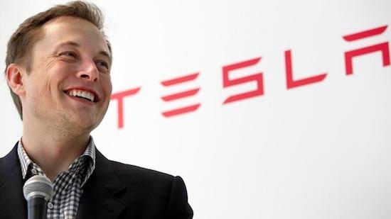 Shares of Tesla Motors Inc. reached another all-time high Tuesday, cresting over $125-per-share, on news the company would replace Oracle on the NASDAQ 100.