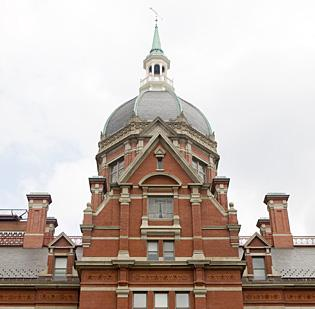 Most people don't think 'primary care' when they think of Johns Hopkins.