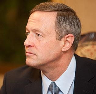Gov. Martin O'Malley says expanded casino gambling won't be pushed under his watch if a referendum fails.