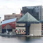 Some Baltimore tourist attractions sizzle in the heat