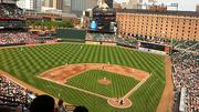 No. 3 - Oriole Park at Camden Yards in Baltimore, Md.