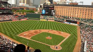 The Orioles will host the New York Yankees for a four-game series beginning Sept. 6 at Camden Yards.