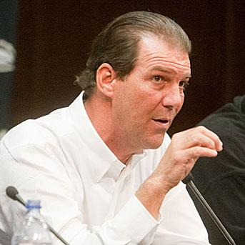 Ravens owner Steve Bisciotti said the team's Super Bowl victory won't lead to an increase in profits.