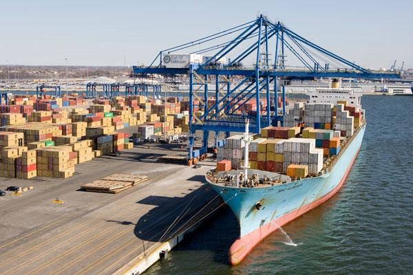 The Port of Baltimore's competition is growing as imports rebound.