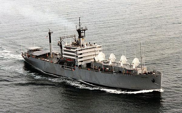 BB Metals has won a contract to disassemble the 455-foot USNS Range Sentinel.