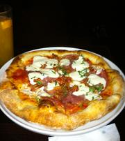 Pizza: Johnny Rad's in Canton-Highlandtown