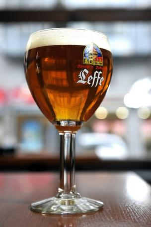 Pourmouth: Leffe is one of the beers Anheuser Busch-InBev will pour at Taste of the Nation Boston, but the brewing giant's deep pockets may price out smaller craft beer makers the foodie fundraiser is known for. <br />
