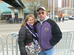 Ravens fans skip work, line Super Bowl parade route