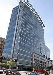 Constellation's headquarters at 750 E. Pratt St.