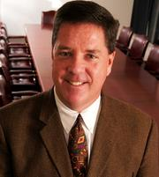 Michael J. Baader, partner-in-charge of the Baltimore office of Venable LLP, No. 1 on our List.