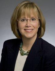 Linda S. Woolf, managing partner of Goodell, DeVries, Leech & Dann LLP, No. 8 on our List.