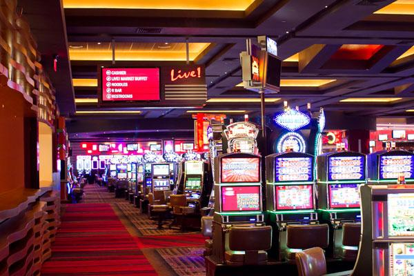 Maryland Live casino is the largest gaming venue in the state.