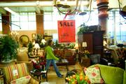 Historic Savage Mill, offering dining, antiquing, shopping and artist studios, is No. 9 on the List with 1 million visitors last year.