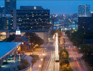 The Sheraton Inner Harbor is among the hotels participating in the city's first Hotel Week.