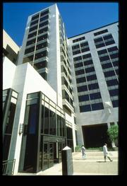 The Ross Research Building received its LEED certification in April 2010.