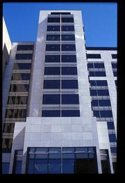 The Ross Research Building is 374,581 square feet.