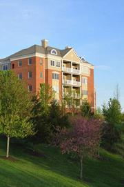 Mercy Ridge was the first existing retirement community in the U.S. to receive a LEED Silver rating.