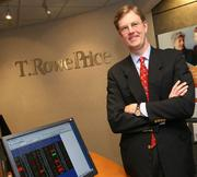 T. Rowe Price Group Inc. Vice Chairman Edward C. Bernard, age 56, made the No. 9 spot on the List, with $7.18 million in compensation. He is also president of T. Rowe Price Investment Services.