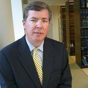 John B. Frisch, chairman of Miles & Stockbridge PC, No. 3 on our List.