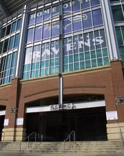 M&T Bank Stadium, home of the Baltimore Ravens, is No. 8 on our List with 1.02 million visitors in 2011.