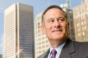 John Anthony Wolf, chairman of Ober Kaler, No. 5 on our List.