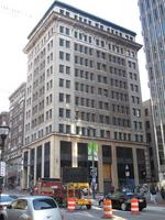 Auction of planned Baltimore hotel building postponed