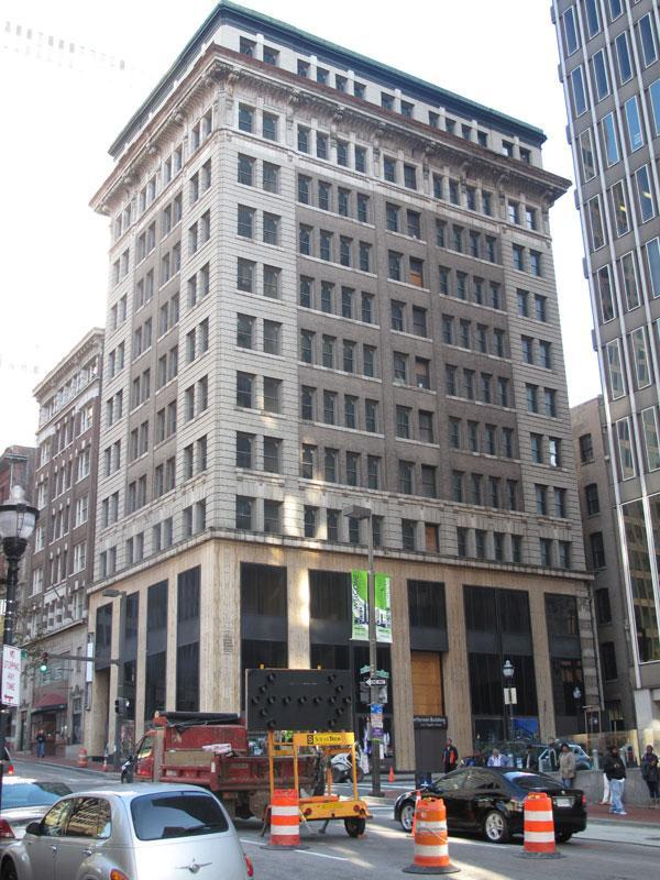 This is the third time 101-103 N. Charles St. has been slated for auction.