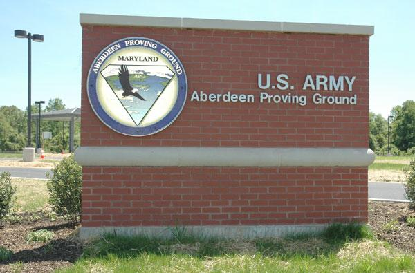 The Aberdeen Proving Ground is among bases where Picerne Military Housing has built housing.