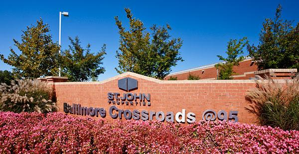 The Baltimore Crossroads project in Baltimore County will include 2,000 residential units.