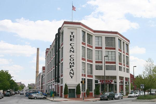 Millennial Media is a tenant in the Can Co. building in Canton along Boston Street.