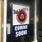 Fat Larry's, cheesesteak and hoagie eatery, opening in Federal Hill