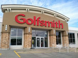 Golfsmith will open its first Baltimore-area store this week in Timonium.