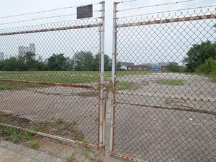 GE lot, Locust Point